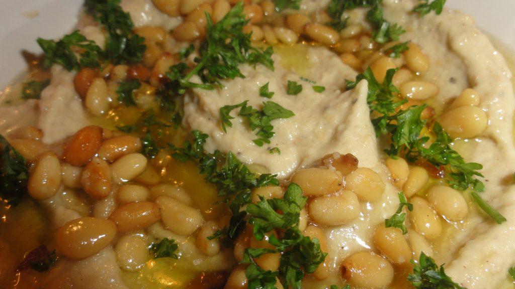 Eggplant (Aubergine) Dip And Spread - Baba Ghanouj