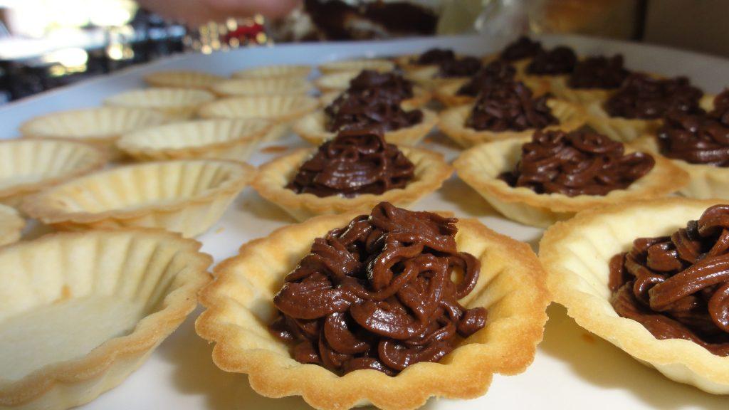 Chocolate-Avocado Mousse