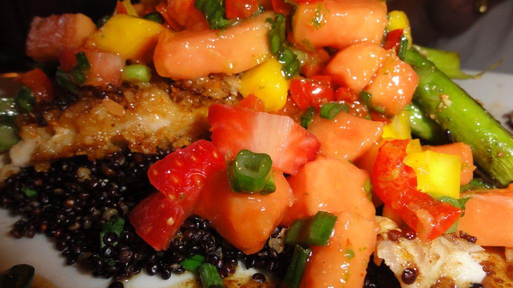Peppadew Fruit Salsa
